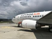 Voyage Air stationiert Maschine im Sommer 2021 am BRE